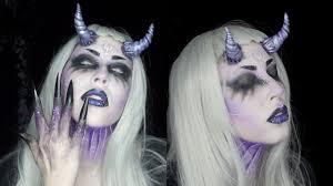 amethyst demon makeup tutorial