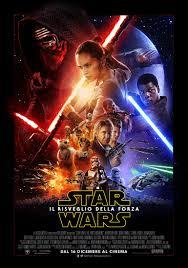 Star Wars Episodio VII: Il risveglio della forza
