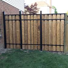 Residential Privacy Fencing Gates Gallery Aluminum Fence Gate Aluminum Fence Wood Fence Gates
