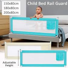 Mega Discount 1ca630 Baby Bed Fence Home Kids Playpen Safety Gate Products Child Care Barrier For Beds Crib Rails Security Fencing Baby Safe Guard Cicig Co