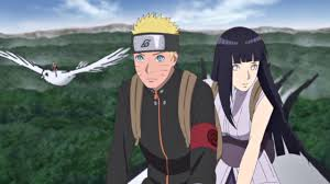 Naruto & Hinata On Their First Mission Together Naruto Falls In ...