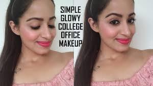 simple makeup in hindi saubhaya makeup