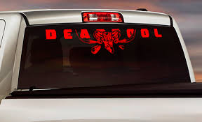 Product 2 Jeep Wrangler Mountain Hood Left Right Sticker Decal 2