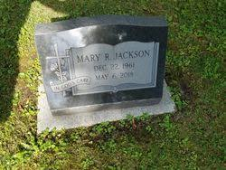 Mary R. Ivy Jackson (1961-2018) - Find A Grave Memorial