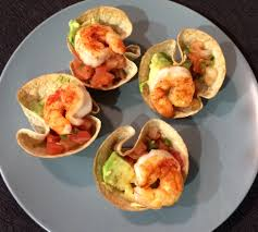 Shrimp Taco Bites - The Leaf