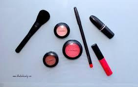 m a c cosmetics look in a box sun siren