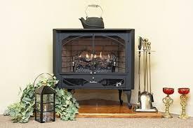 buck stove model 384 vent free gas