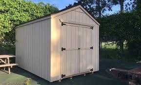 diy storage sheds north country sheds