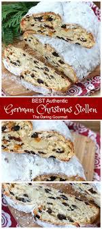 best german christmas stollen