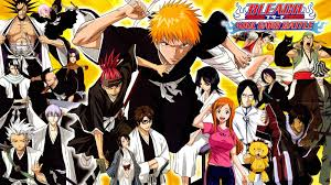 Free download Naruto And Bleach Anime Wallpapers Bleach HD Anime ...
