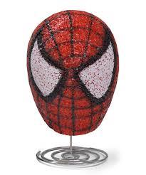 Spider Man Head Lamp Spiderman Room Avengers Room Spiderman Lamp