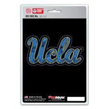 Ucla Bruins Vinyl 3d Logo Decal Sticker Car Auto Truck Ncaa 681620288728 Ebay