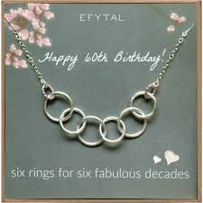 the best 60th birthday gift ideas for