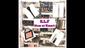 elf makeup now at kmart australia