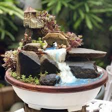 muddy waters miniature gardens