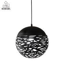 bdbqbl modern led globe pendant lights
