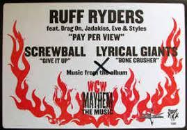 Music From The Album W C W Mayhem The Music 1999 Vinyl Discogs