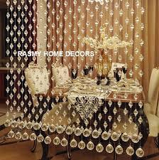 glass crystal beads curtain