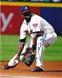 Autographed Adonis Garcia Photo - 8x10 - Autographed MLB Photos at ...