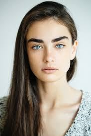 makeup for brown hair blue eyes pale