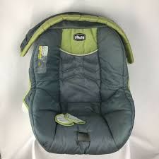 infant car seat cover canopy and pads
