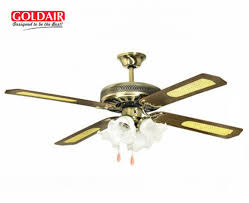 goldair cf 400a 52in deluxe 4 blades 4