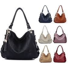 leather handbag hobo cross purse