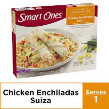 smart ones en enchiladas suiza