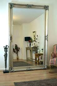 extra large floor mirror australia