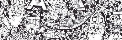 Kleuren Voor Sinterklaas Sinterklaas Kleuren En Zwarte Piet