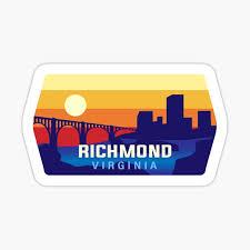 Richmond Stickers Redbubble