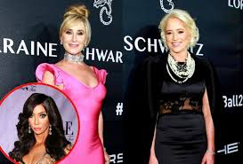 RHONY's Sonja & Dorinda Accused of Dissing Trans Model at NYFW