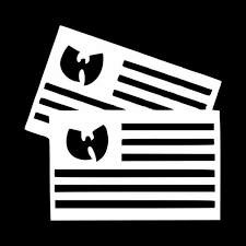 Wu Tang Wunited States Of America Vinyl Decal Sticker