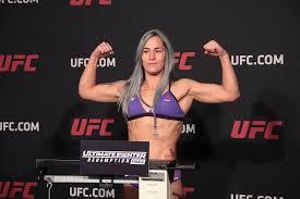 UFC Singapore Results: Jessica Eye Wins Close Fight Against Jessica-Rose  Clark