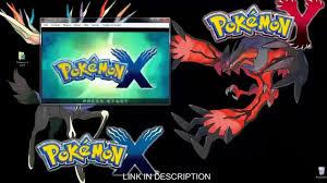 Pokemon X and Y - Nintendo 3DS Emulator -- Download - video ...
