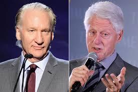 Bill Maher slams 'callous' Bill Clinton over Monica Lewinsky remarks