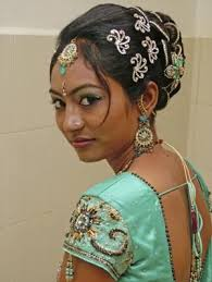 indian bridal makeup for dark skin