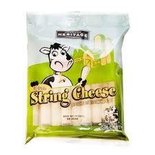 am herie 16 sticks string cheese