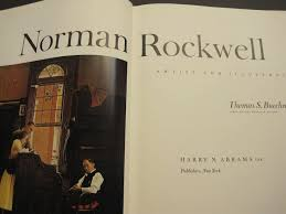 1970 norman rockwell artist and