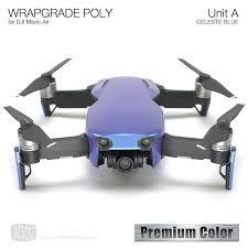 Wrapgrade Poly Skin For Dji Mavic Air Unit A Wrap Decal The Unit Air Unit Mavic