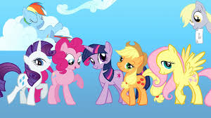 my little pony wallpaper awesome my