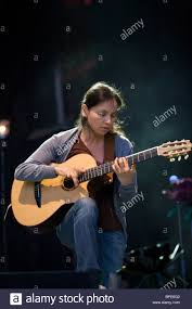 Gabriela (y Rodrigo) West Holts Stage Glastonbury Music Festival June Stock  Photo - Alamy