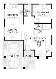 impressive two y house plan