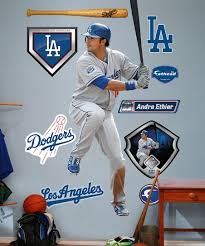 Fathead Los Angeles Dodgers Andre Ethier Wall Decal Set Best Price And Reviews Zulily