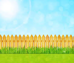 Garden Background Cliparts Stock Vector And Royalty Free Garden Background Illustrations