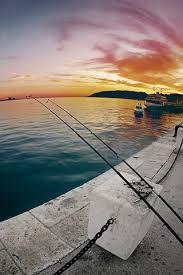 pier fishing iphone wallpaper idesign