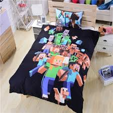 new minecraft bed sheets twin