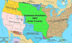 My Words - Pracob Cooparat: การซื้อแผ่นดินลุยเซียน่า (Louisiana Purchase)