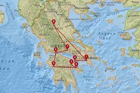 clical greece tour from athens