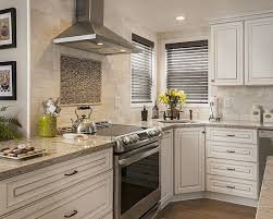 looks best with white cabinets